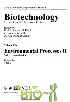 Biotechnology: Environmental processes, скачать