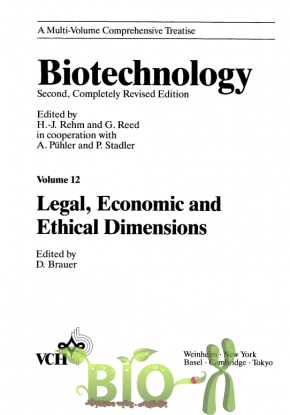 Biotechnology: Modern Biotechnology - Legal Economic and Ethical Dimensions, скачать