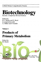 Biotechnology: Products of Primary Metabolism, скачать