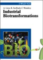 Industrial Biotransforillations, Liese
