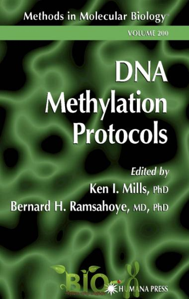 DNA Methylation Protocols, Mills, скачать