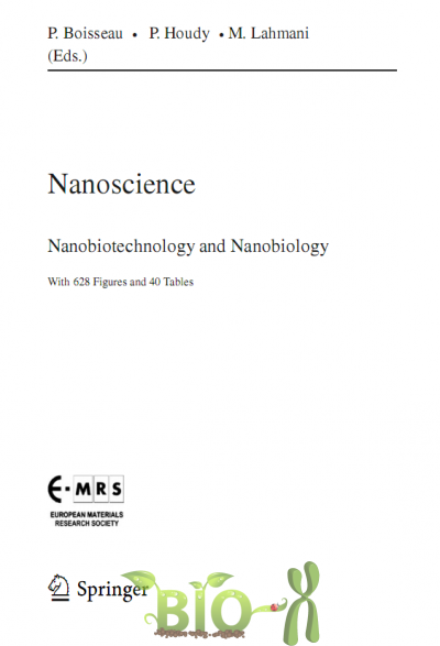 Nanoscience - Nanobiotechnology and Nanobiology, Boisseau